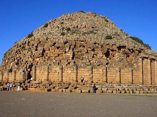 Византийский мавзолей в Сетифе