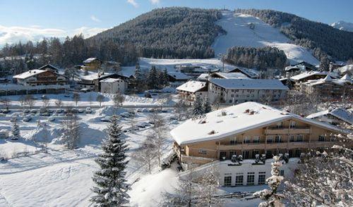 Австрия и спокойные спуски Зеефельда