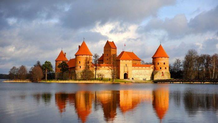 Новый туристический бренд Литвы