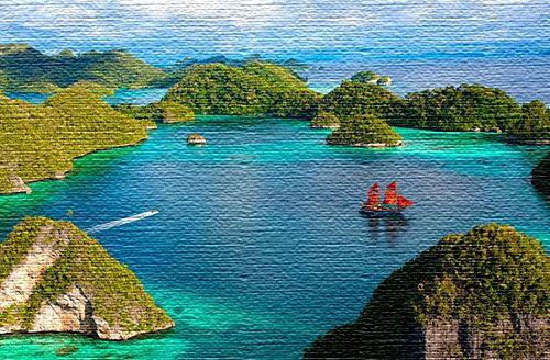 Пора года - лето на Бали
