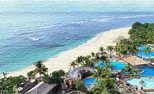 Сухой период посещения Бали