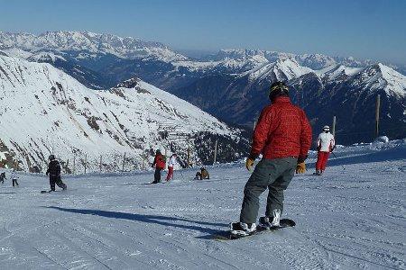 Мечта сноубордистов: Штирия, Лахталь