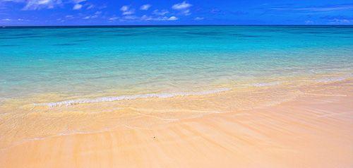 «Гавайский пляж» в Камбоджи