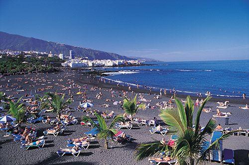 Испания: Тенерифе остров цветов