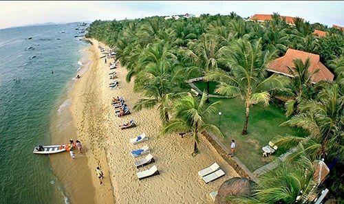 Мыс с прекрасными пляжами - Лонг-Хай