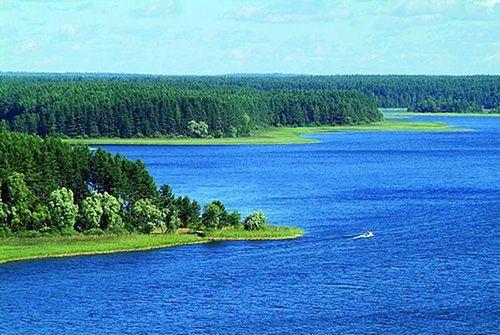Озеро Селигер: третье место топа бюджетного отдыха