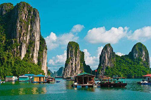 Вьетнам – красота и шикарные виды азиатской экзотики