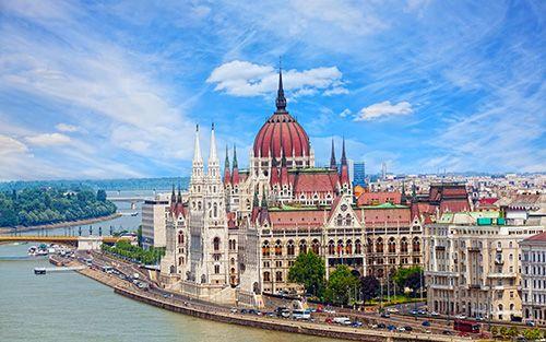Из Америки в Европу – Венгрия