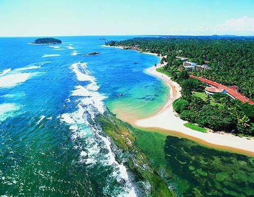 Острова, доступные зимой – Шри-Ланка