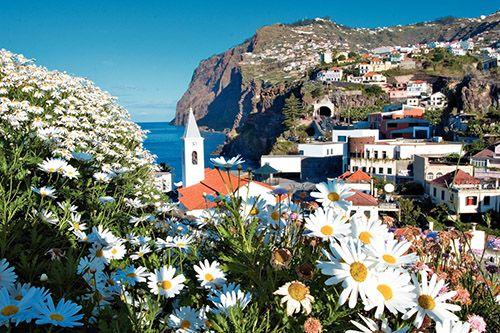 Португалия: остров вечной весны Мадейра