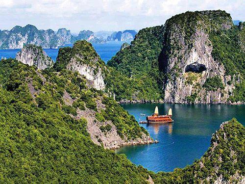 Вьетнамские острова – восхитительная природа Фукуока