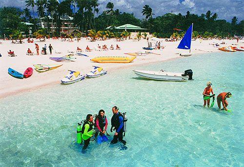 Лучшее в Доминикане - Бока-Чика