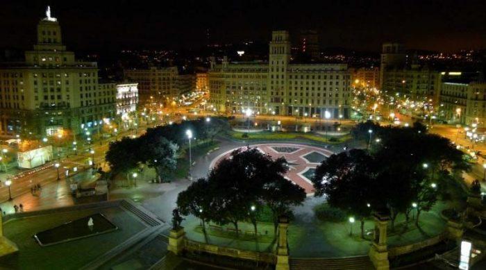 В Барселоне начался первый рождественский фестиваль