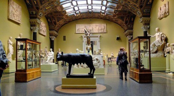 В период новогодних каникул 80 музеев Москвы станут бесплатными
