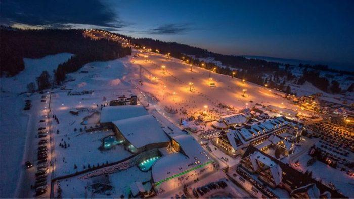 В северной части Черногории строится первый 5 отель