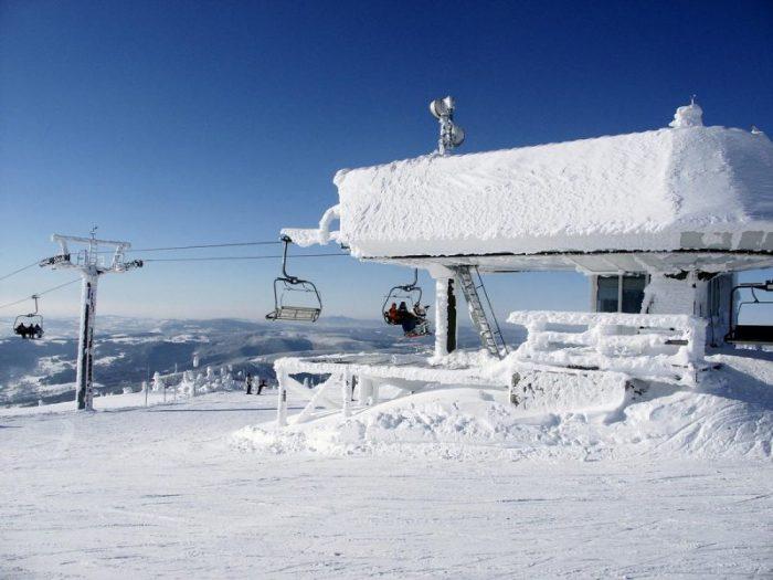 Горнолыжный сезон в Чехии начался