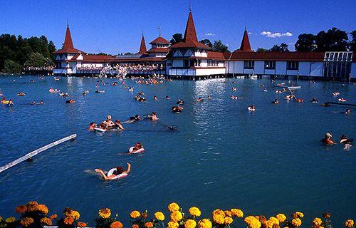 Венгерские оздоровительные и термальные курорты: здравница Европы