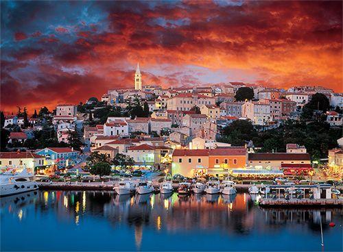 Морские курорты: Истрия