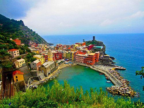 Климат на итальянских курортах и лучшее время для отпуска