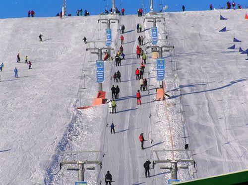Лыжный парк Банкут