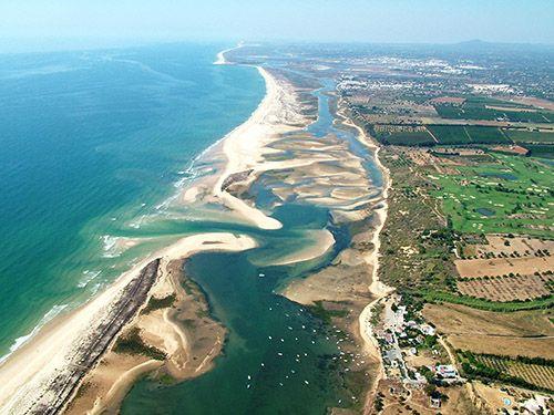 Монте-гордо португальский курорт