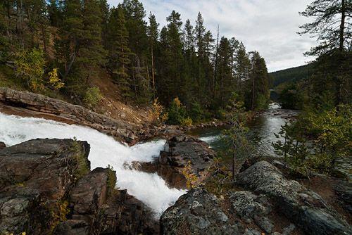 Национальные парки Финляндия