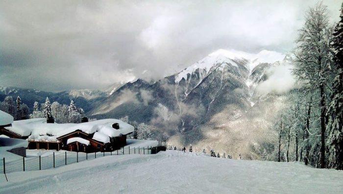 Несколько новых курортов появится возле Красной Поляны