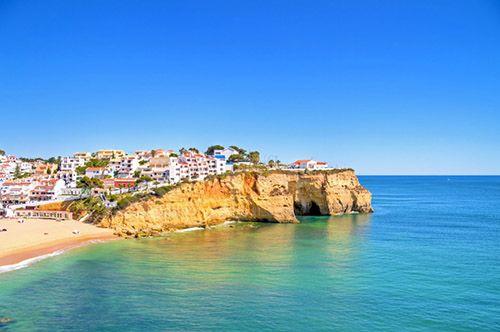 Провинция Алгарве: южная точка португальских курортов