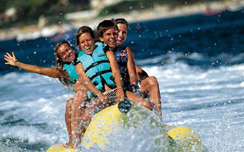 Развлечения на курортах Болгарии
