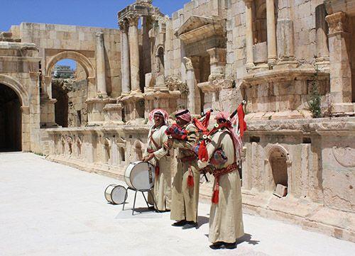 Как развлекаться на курортах Иордании
