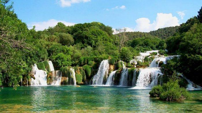 Рекорды посещения в хорватском национальном парке Крка