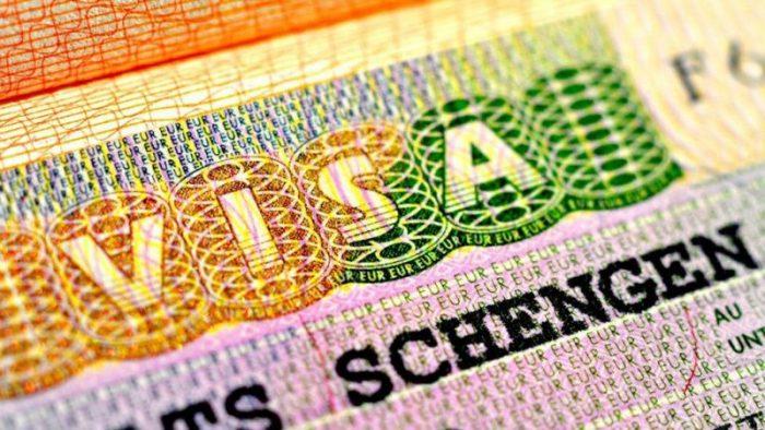 Россия занимает первое место по количеству полученных шенгенских виз в 2015 году