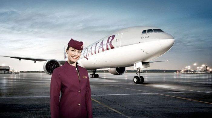 Самой надежной компанией по авиаперевозкам признана «Qatar Airways»