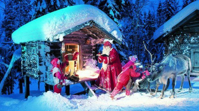 Финские туры лидируют по объемам продаж среди северных стран