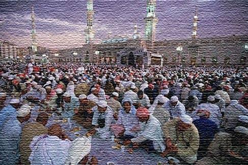 Рамадан в Иордании