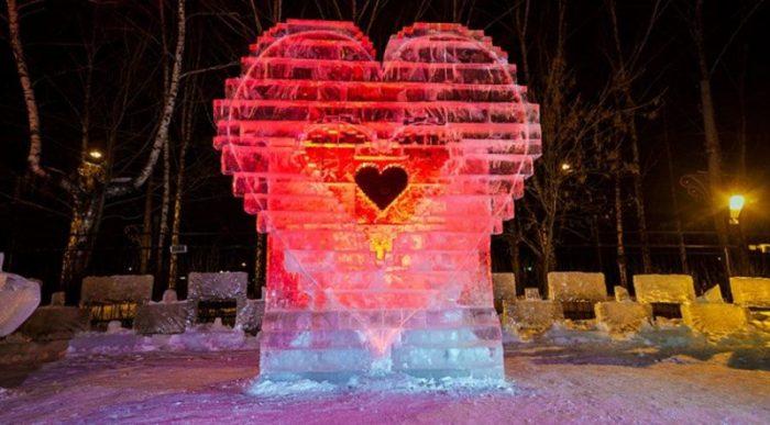 В Москве открылся ледовый конструктор в «Сокольниках»