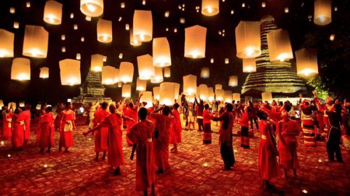 В Таиланде встретят китайский Новый год по индивидуальной программе
