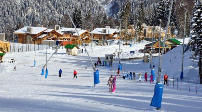 Горнолыжный комплекс Красная Поляна бьет рекорды по продажам ски-пассов