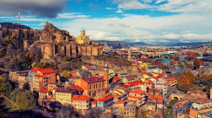 Грузия подвела итоги относительно туристического потока за 2016 год