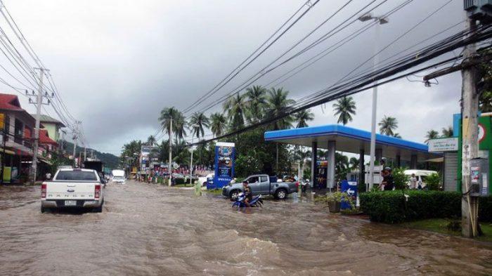 Популярный парк Mu Ko Phi Phi до сих пор закрыт для туристов