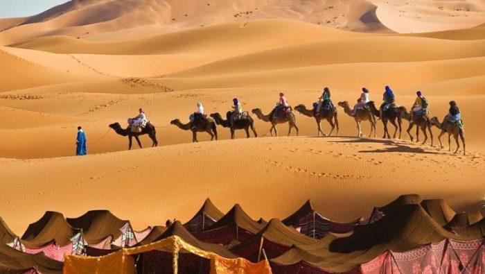 Эксперты по поводу самостоятельного посещения Марокко