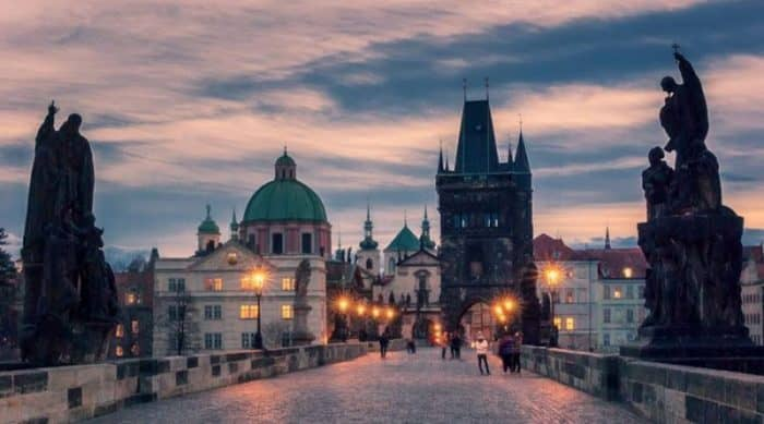 Чехию в 2016 году посетило рекордное количество туристов