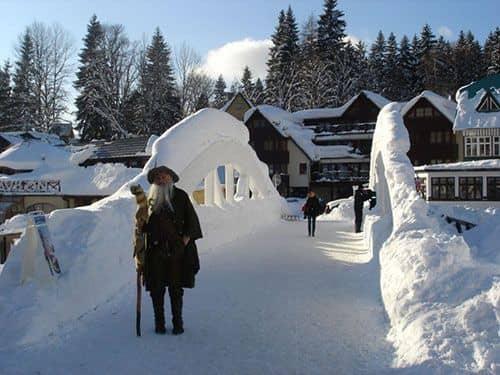 Кому понравится отдых в горнолыжной Чехии