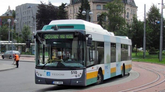 Новая система оплаты за проезд в автобусах разрабатывается в Чехии