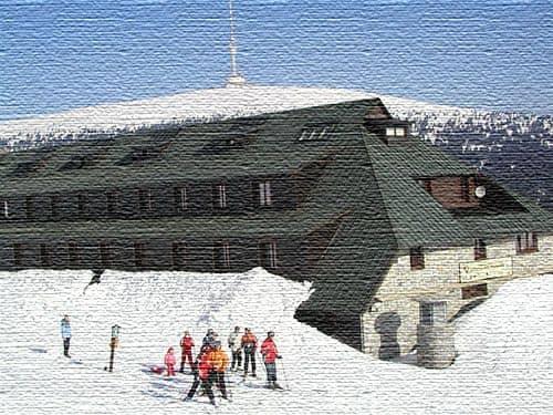 Отель Ovcarna pod Pradedem