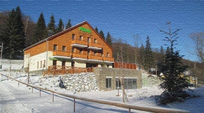 Отели на курорте Прадед - размещение в чешских горах
