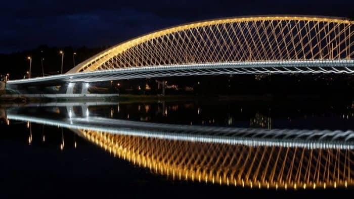 В столице Чехии возведут три новеньких моста