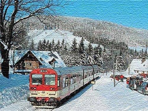 Железнодорожная станция Рамзова
