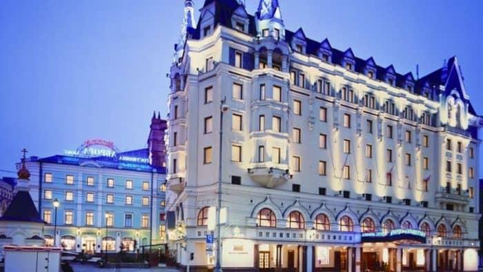 50 новых отелей появится в столице России к 2020 году