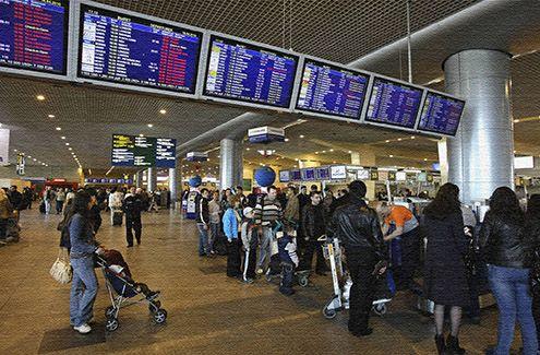 Аэропорт в России